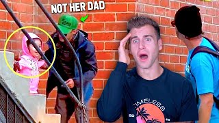 """Have You Seen My Dad?"" Social Experiment Reaction"