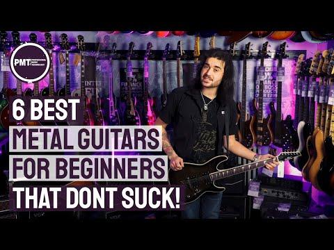 6 Best Metal Guitars for Beginners - Cheap Shred Guitars That Don't Suck!