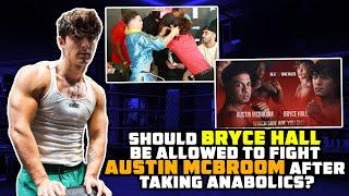 ခန္ဓာဗေဒဆေးသောက်ပြီးနောက် Austin McBroom ကိုတိုက်ခိုက်ရန် Bryce Hall ကိုခွင့်ပြုသင့်ပါသလား။