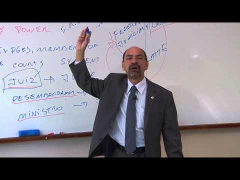 Brazilian Legal System - Program 4 - João Carlos Souto
