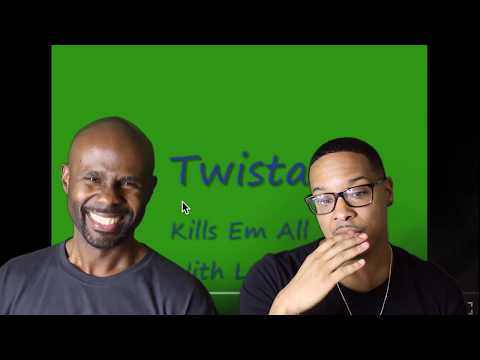 Twista- Kill Us All (REACTION!!!)