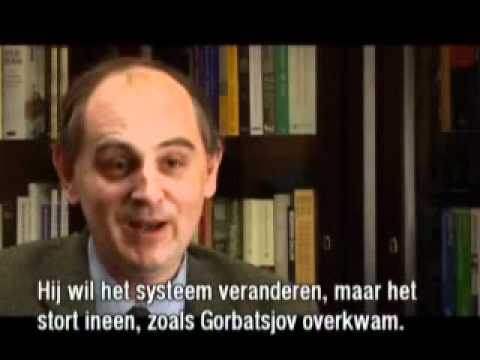 Interview Edward Lucas author of the book The New Cold War-1/4.avi