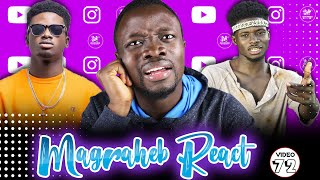 Kuami Eugene Obiaato Video, Confusing or Genius? Magraheb Reacts!