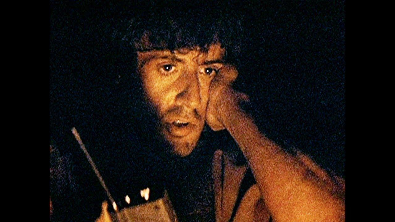 Rambo se busca la vida en el monte