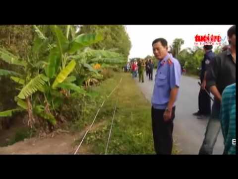 [Tai nạn giao thông] Long An Lật xe ô tô, 4 người chết tại chỗ, thật thương tâm!