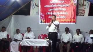 19th ranni kalyanimukku convension day 8 pastor p j james church of god kerala state overseer