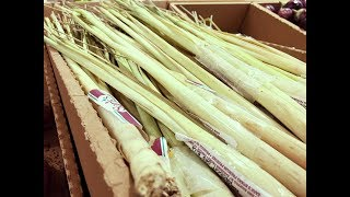 Prepping Lemongrass - How to - Tips & Tricks #27