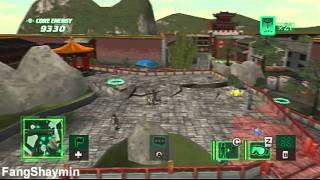 Bakugan: Defenders Of The Core Maxus Helios Walkthrough - Episode 4