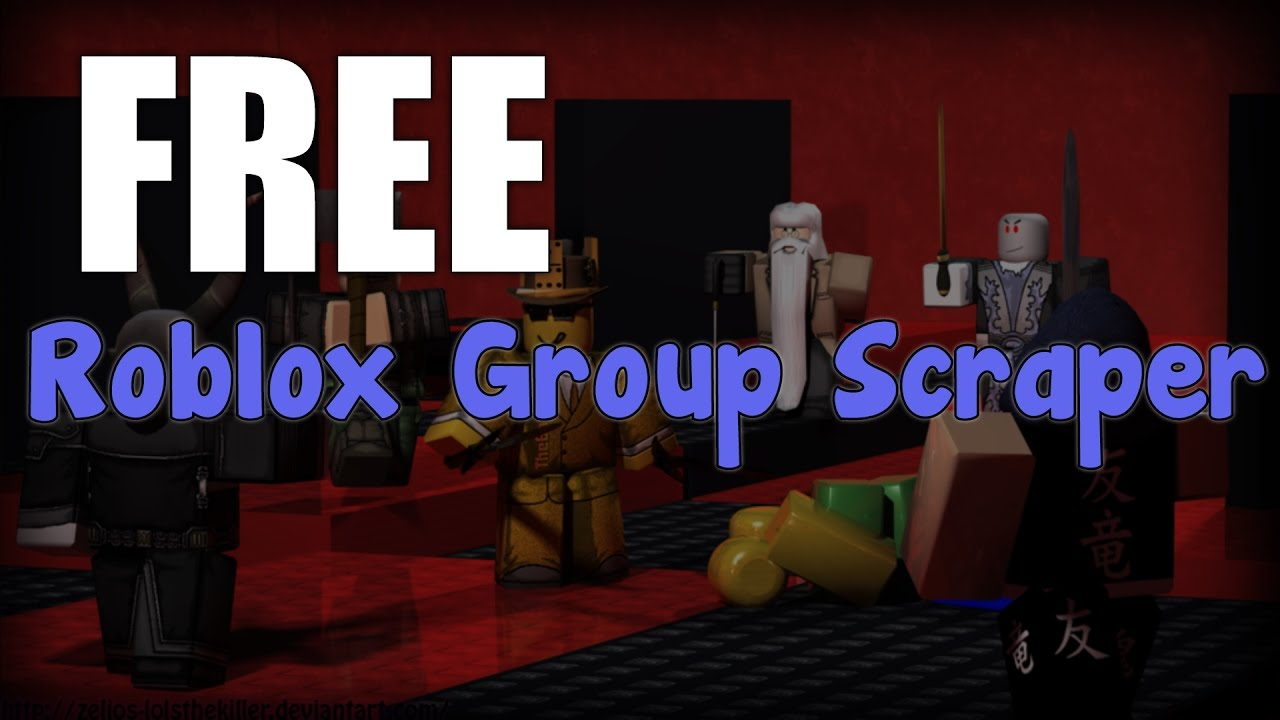 Roblox Unowned Group Finder w/ FUNDS V 1