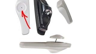 видео Как быстро снять защиту (аларм, датчик, магнит) с одежды из магазина руками