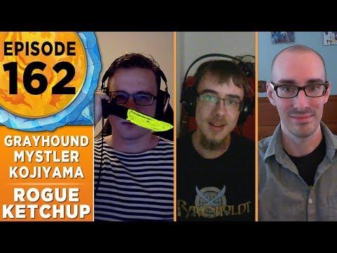 FinalBossTV #162 | Rogue Ketchup - WoW Legion 7.3.5 | Gray Hound, Mystler & Kojiyama