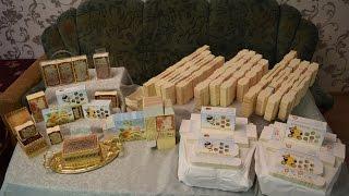 Новая рамка для секционного сотового меда(Новая мини-рамка включает в себя преимущества рамок собирающих в шип, и рамок собирающихся по насечкам...., 2017-02-24T16:54:52.000Z)