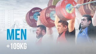 Ashgabat 2018 Highlights | Men +109kg