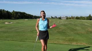 Tic Toc Swings- A True Swing, Erika Larkin PGA