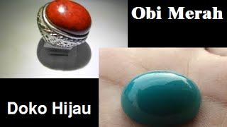 Video Batu Bacan Jenis Doko Hijau Dan Obi Merah download MP3, 3GP, MP4, WEBM, AVI, FLV Juni 2018