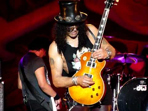 Slash – Blues Solo (2010)