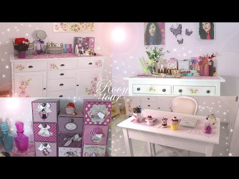 La mia stanza magica room tour carlitadolce youtube - In camera mia ...