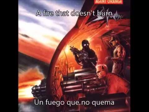 Sodom - Agent Orange (Lyrics y subtitulos en español)