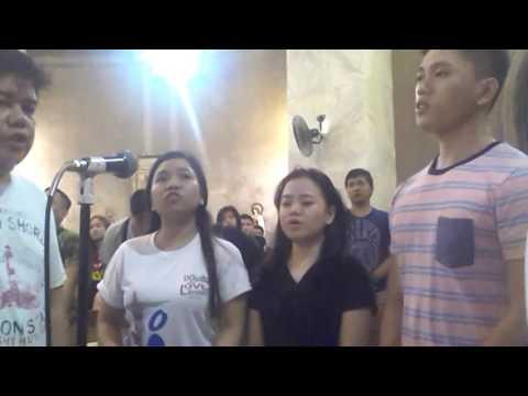 Sa Krus mo at Pagkabuhay by SFNPC