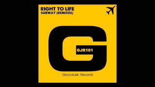 Right To Life - Subway (Micky More Supersonic Mix)