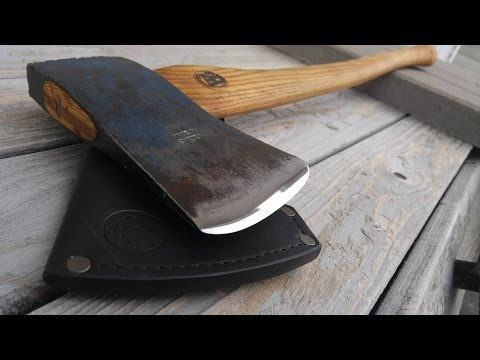Gorgeous Hults Bruk Axe - Weiderfan Restoration - FOR SALE