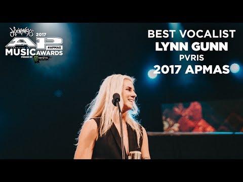 APMAs 2017 Best Vocalist Winner: PVRIS' LYNN GUNN