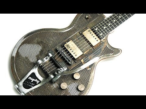 Nasty Blues Rock | Guitar Backing Track Jam in D Minor
