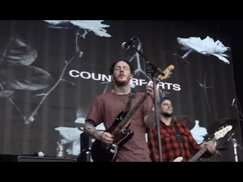 "Counterparts debut song ""Selfishly I Sink"" - The Fever 333 debut ""Made An America"" video"