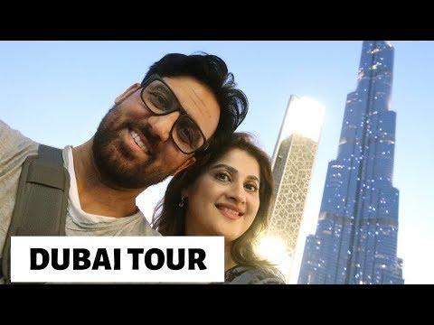Dubai Tour | Exploring Dubai | Sahiba | Rambo | Lifestyle With Sahiba