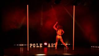 Charlotte Massé - Pole Art France Amateur 2017