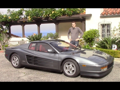 Heres Why the Ferrari Testarossa Is Shooting Up in Value