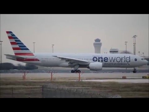 DFW heavy morning departures (1-8-2016)