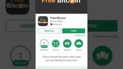 Free Bitcoin By Bitcoin Aliens App Review And Payout Rate