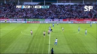 Puebla F.C. Vs Chivas Guadalajara - Jornada 10 - Liga Bancomer MX 2015