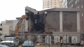 1416 Griswold Demolition