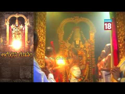 Miracle of Tirupati Balaji temple