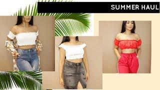 SUMMER TRY-ON HAUL   FOREVER 21   ZARA   H&M