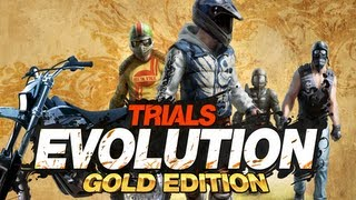 Let's Look At: Trials Evolution Gold Edition! [PC]