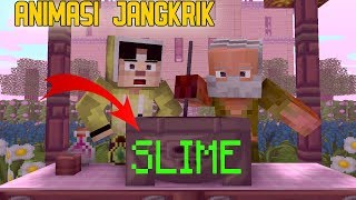 tutorial slime erpan - animasi minecraft