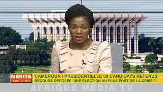 CAMEROUN / PRÉSIDENTIELLE. 09 CANDIDATS RETENUS, REQUÊTES DEPOSEES.