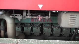 キハ58 1528 アイドリング音 新潟鉄工 DHF13HZ