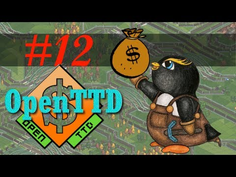 Jerry plays OpenTTD - Episode 12 - Cargo Transfers