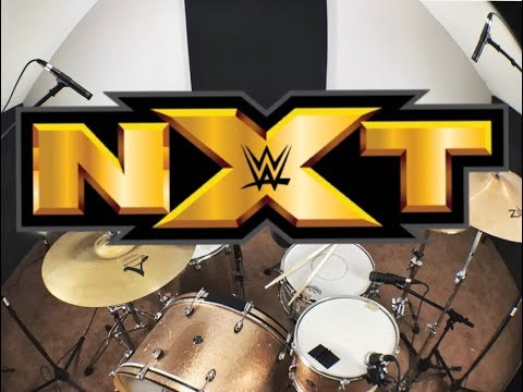 NXT WRESTLING THEME SONGS ON DRUMS WWE