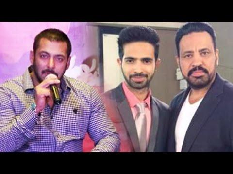 Salman Khan To Launch Bodyguard Sheras Son In Bollywood Youtube
