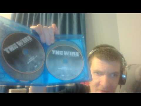 What's In The Box   The Wire Complete Series