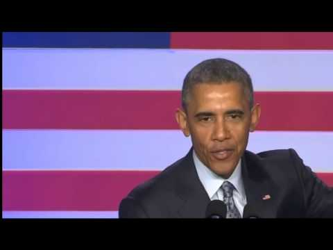 Remarks by the President Obama at Democratic National Committee DNC Winter Meeting