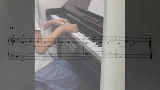 ピアノグレード 初見演奏 thumbnail