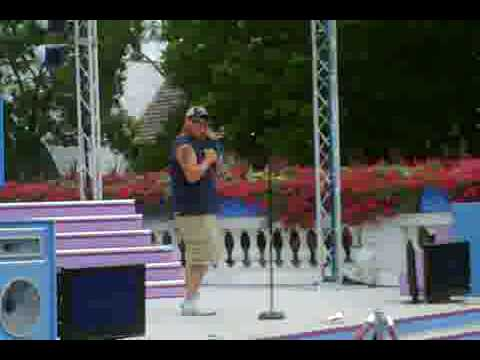 James Foley Main Street Karaoke National Championships