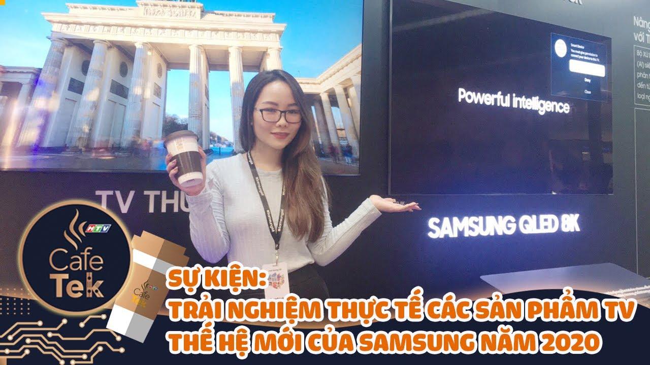 """SAMSUNG QLED 8K- """"Đỉnh cao công nghệ TV"""" là có thật !!!"""