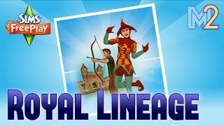 Sims FreePlay - Royal Lineage Quest (Tutorial & Walkthrough)